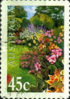 [International Flowers and Gardens Exhibition - Self Adhesive, type BIX1]