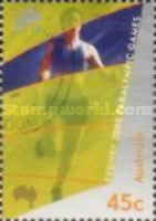 [Paralympic Games - Sydney, type BJT]