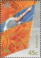 [Paralympic Games - Sydney, type BJU]