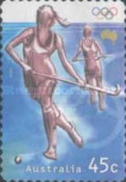 [Olympic Games - Sydney - Self-Adhesive, type BKJ1]