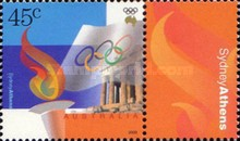 [Olympic Games - Sydney, type BLD]