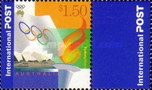[Olympic Games - Sydney, type BLE]