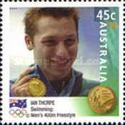 [Australian Winners of Gold Medals, type BLF]