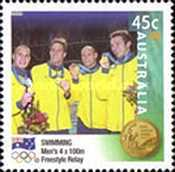 [Australian Winners of Gold Medals, type BLG]