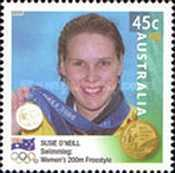 [Australian Winners of Gold Medals, type BLJ]