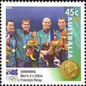 [Australian Winners of Gold Medals, type BLK]