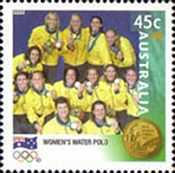 [Australian Winners of Gold Medals, type BLO]