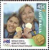 [Australian Winners of Gold Medals, type BLP]