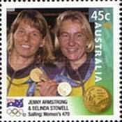 [Australian Winners of Gold Medals, type BLT]