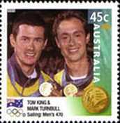[Australian Winners of Gold Medals, type BLU]