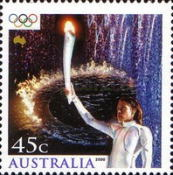 [Olympic Games - Sydney 2004, type BMD]