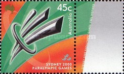 [Paralympic Games -  Sydney, type BME]