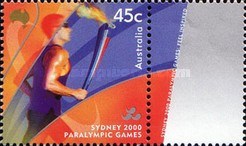 [Paralympic Games -  Sydney, type BMF]