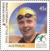 [Paralympic Games - Sydney, Typ BMG]