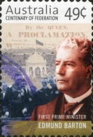 [The 100th Anniversary of the Commonwealth of Australia - Self Adhesive, type BML2]