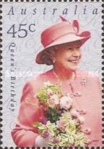 [The 75th Anniversary of the Birth of Queen Elizabeth II, type BNM]