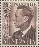 [King George VI, 1895-1952, type BO1]
