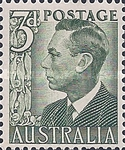 [King George VI, 1895-1952, type BO3]
