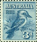 [Birds - International Stamp Exhibition, Melbourne, type C1]