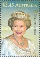 [The 50th Anniversary of the Coronation of HRM The Queen Elizabeth II, type CAG]