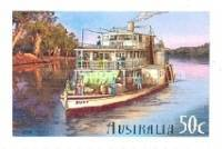 [The 150th Anniversary of Murray River Shipping, type CEA]