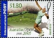 [The 100th Anniversary of the Australian Open Tennis, type CHZ]