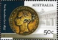 [The 150th Anniversary of the First Australian Coin, type CJN]