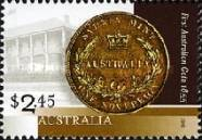 [The 150th Anniversary of the First Australian Coin, type CJO]