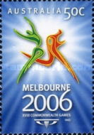 [Melbourne 2006 Commonwealth Games, type CLG]