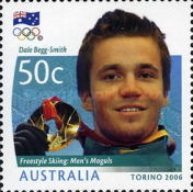 [Winter Olympic Games - Turin, Italy - Australian Gold Medal Winner, type CLT]
