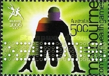 [Melbourne 2006 Commonwealth Games, type CLU]