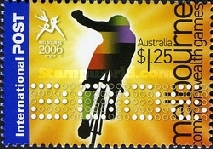 [Melbourne 2006 Commonwealth Games, type CLW]