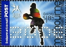 [Melbourne 2006 Commonwealth Games, type CLX]