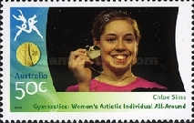 [Commonwealth Games Gold Medal Winners, type CNE]