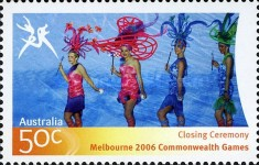[Commonwealth Games Closing Ceremony, type CQD]