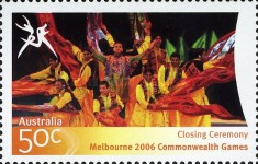 [Commonwealth Games Closing Ceremony, type CQE]