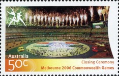 [Commonwealth Games Closing Ceremony, type CQF]
