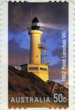 [Lighthouses of the 20th Century - Self Adhesive, type CQO1]
