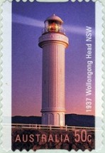 [Lighthouses of the 20th Century - Self Adhesive, type CQQ1]