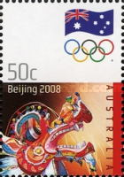 [Beijing Olympic Games, type DAM]