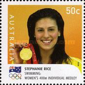 [Australian Gold Medallists, type DBJ]