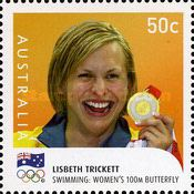[Australian Gold Medallists, type DBK]