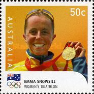 [Australian Gold Medallists, type DBR]
