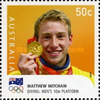 [Australian Gold Medallists, type DBW]