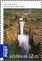 [Waterfalls - Australia, type DBY]
