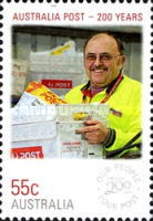 [The 200th Anniversary of the Australian Post - Everyday People, type DGZ]