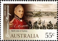 [Governor Lachlan Macquarie, type DIC]