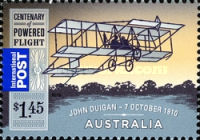 [The 100th Anniversary of the Powered Flight, type DIL]