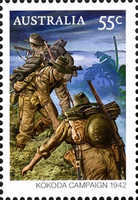 [Kokoda - Joint Issue, type DIU]