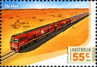 [Great Australian Railway Journeys, type DIZ]